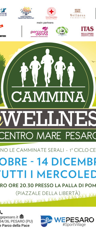 CAMMINA IN WELLNESS