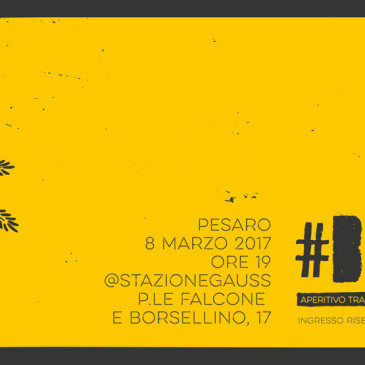 #Binario8 at Stazione Gauss