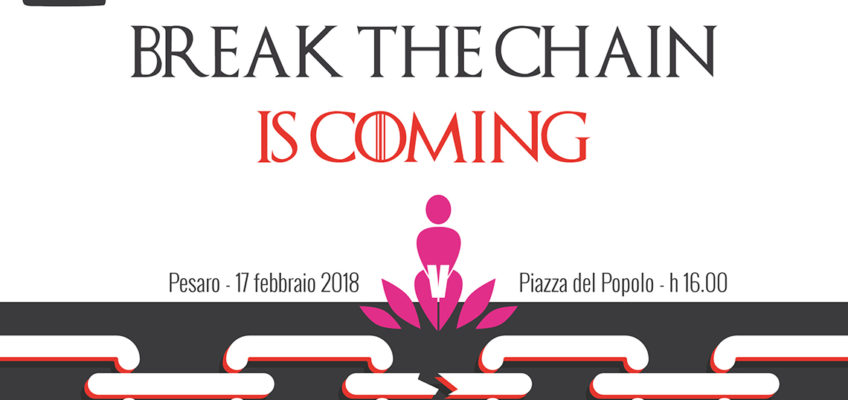 Break the Chain is coming