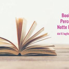 Book Crossing di Percorso Donna per la NotteRosa 2018