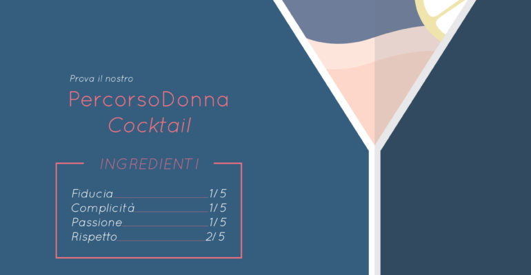 Bevi consapevolmente – cocktail party di Pecorso Donna