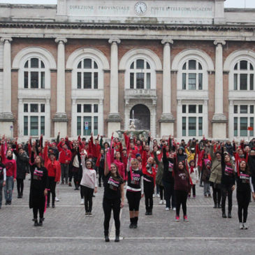 "Flash Mob ""One Billion Rising"" Pesaro 2019: RISE! RESIST! UNITE!"