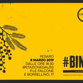 3^ edizione di #BINARIO8 – Percorsi non binari