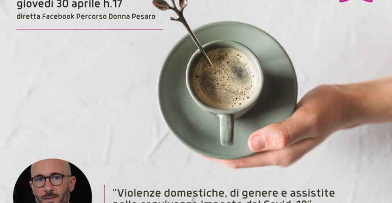Percorso donna con tè ospita Valerio de Gioia