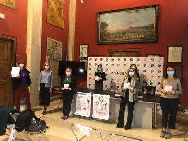 Conferenza stampa per la presnentazione di Percorsi 2020